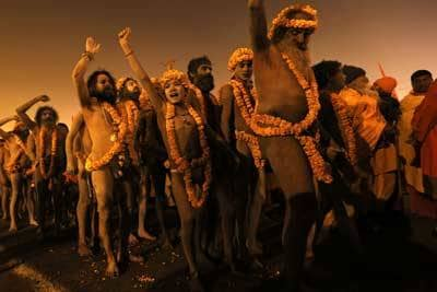 Ardh Kumbh Mela Tour Packages in India