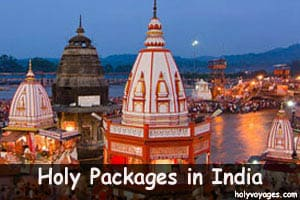 Holy Packages in India