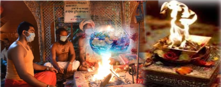 Rituals Pooja  after death due to Corona Virus