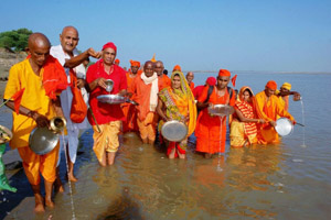 1 Day Pind Daan or Death Ritual Tour Package Only in Gaya ji, Bihar India